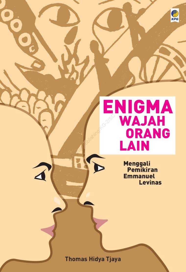 Buku Digital Enigma Wajah Orang Lain oleh Thomas Hidya Tjaya
