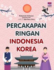 Cover Percakapan Ringan Indonesia-Korea oleh Riskaninda Maharani & Min Keun Shin