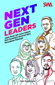 Cover Next Gen Leaders oleh Joko Sugiarsono