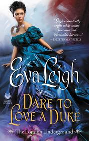 Cover Dare to Love a Duke oleh Eva Leigh