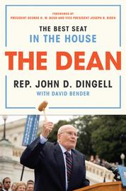 The Dean by John David Dingell Cover