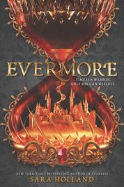 Cover Evermore oleh Sara Holland