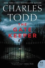 Cover The Gate Keeper oleh Charles Todd