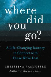 Where Did You Go? by Christina Rasmussen Cover
