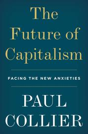 The Future of Capitalism by Paul Collier Cover