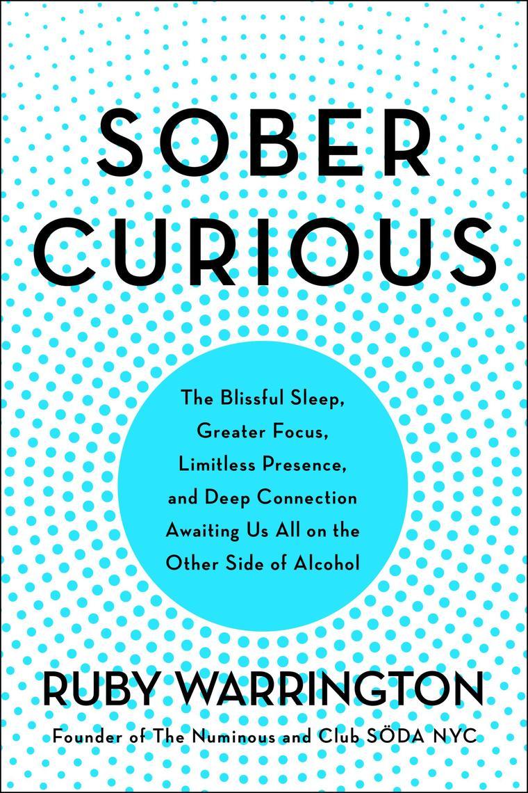 Buku Digital Sober Curious oleh Ruby Warrington