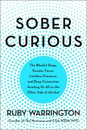 Sober Curious by Ruby Warrington Cover