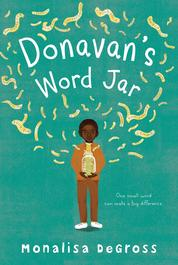 Cover Donavan's Word Jar oleh Monalisa DeGross