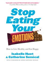 Cover Stop Eating Your Emotions oleh Isabelle Huot