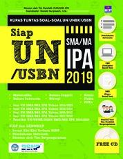 Cover Kupas Tuntas UN/USBN IPA (Bonus CD) oleh Koor. Nuniek Nurpraesti , S.Si