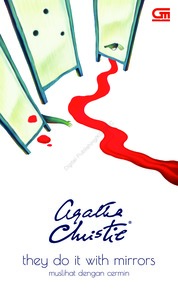 Cover Muslihat dengan Cermin (They Do it with Mirror) oleh Agatha Christie