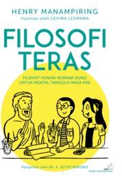 Cover Filosofi Teras oleh Henry Manampiring