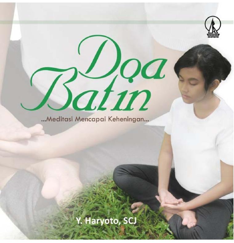 Buku Digital Doa Batin: Meditasi Mencapai Keheningan oleh Y. Haryoto, SCJ