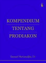Kompendium Tentang Prodiakon: Edisi Revisi by E. Martasudjita, Pr., dkk. Cover