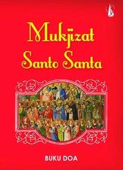 Cover Mukjizat Santo Santa: Buku Doa oleh Redaksi Kanisius