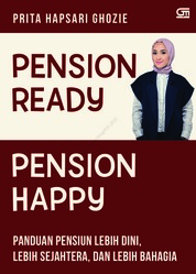 Pension Ready, Pension Happy by Prita Ghozie Cover