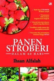 Panen Stroberi dalam 60 Hari by Ihsan Alfalah Cover