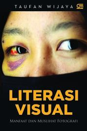 Cover Literasi Visual oleh Taufan Wijaya