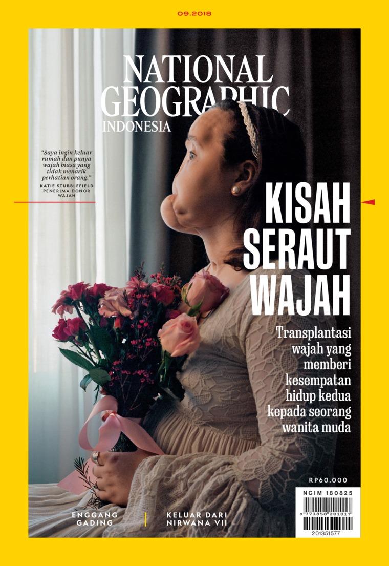 Majalah Digital NATIONAL GEOGRAPHIC ID ED 09 September 2018