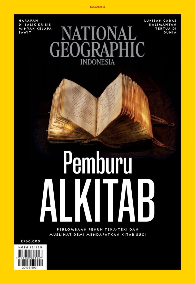 NATIONAL GEOGRAPHIC ID Digital Magazine ED 12 December 2018