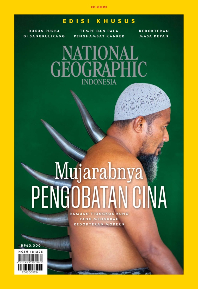 Majalah Digital NATIONAL GEOGRAPHIC ID ED 01 Januari 2019