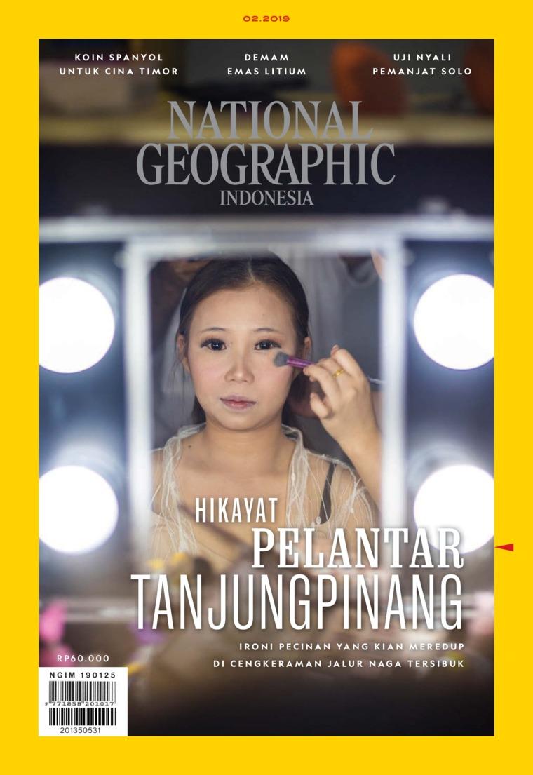 Majalah Digital NATIONAL GEOGRAPHIC ID ED 02 Februari 2019