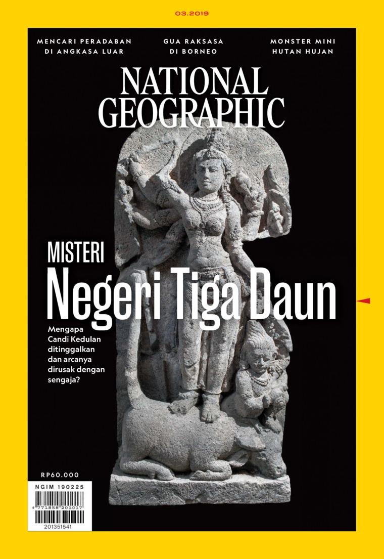 Majalah Digital NATIONAL GEOGRAPHIC ID ED 03 Maret 2019