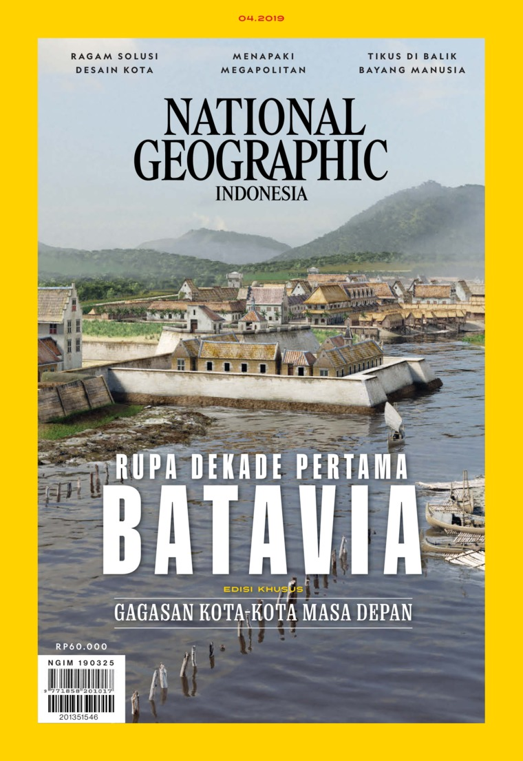 Majalah Digital NATIONAL GEOGRAPHIC ID ED 04 April 2019
