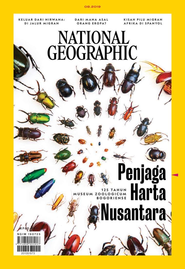 NATIONAL GEOGRAPHIC ID Digital Magazine ED 08 August 2019