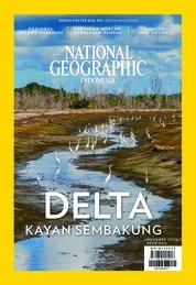 Cover Majalah NATIONAL GEOGRAPHIC ID ED 10 Oktober 2017