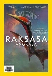 NATIONAL GEOGRAPHIC ID Magazine Cover ED 11 November 2017