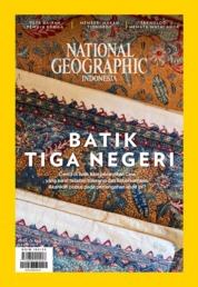 NATIONAL GEOGRAPHIC ID Magazine Cover ED 02 February 2018