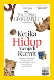 NATIONAL GEOGRAPHIC ID Magazine Cover ED 03 March 2018