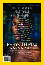 NATIONAL GEOGRAPHIC ID Magazine Cover ED 04 April 2018