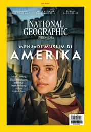 NATIONAL GEOGRAPHIC ID Magazine Cover ED 05 May 2018