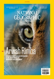NATIONAL GEOGRAPHIC ID Magazine Cover ED 07 July 2018