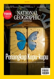 NATIONAL GEOGRAPHIC ID Magazine Cover ED 08 August 2018