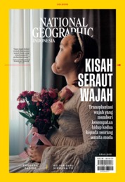 Cover Majalah NATIONAL GEOGRAPHIC ID ED 09 September 2018