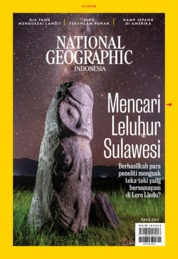 Cover Majalah NATIONAL GEOGRAPHIC ID ED 10 Oktober 2018