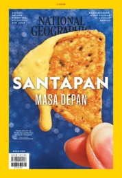 Cover Majalah NATIONAL GEOGRAPHIC ID ED 11 November 2018