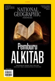 NATIONAL GEOGRAPHIC ID Magazine Cover