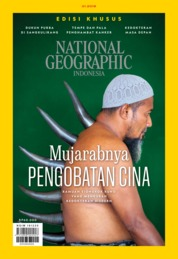 Cover Majalah NATIONAL GEOGRAPHIC ID ED 01 Januari 2019