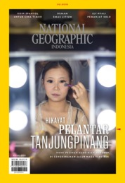 Cover Majalah NATIONAL GEOGRAPHIC ID ED 02 Februari 2019