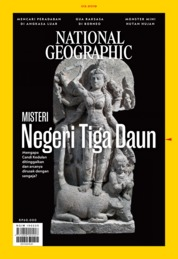 Cover Majalah NATIONAL GEOGRAPHIC ID ED 03 Maret 2019