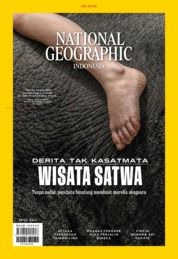 Cover Majalah NATIONAL GEOGRAPHIC ID ED 06 Juni 2019