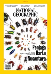 NATIONAL GEOGRAPHIC ID Magazine Cover ED 08 August 2019
