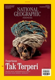 Cover Majalah NATIONAL GEOGRAPHIC ID ED 09 September 2019