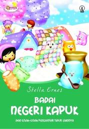Cover Badai Negeri Kapuk: Dan Kisah-Kisah Pengantar Tidur Lainnya oleh Stella Ernes