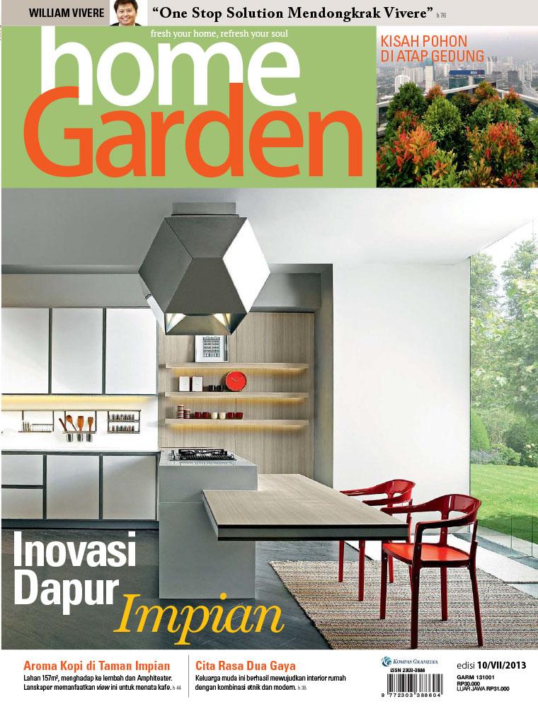 Majalah Digital Home Garden Oktober 2017