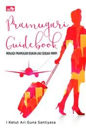 Cover Pramugari Guidebook oleh I Ketut Ari Guna Santiyasa